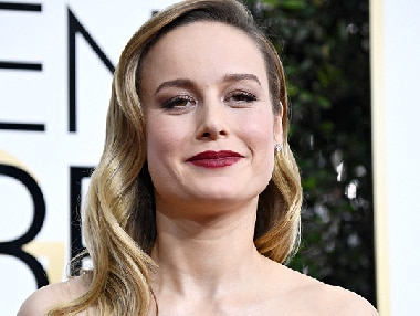 Brie Larson may feature alongside Michael B. Jordan in  Just Mercy, based on Walter McMillian case