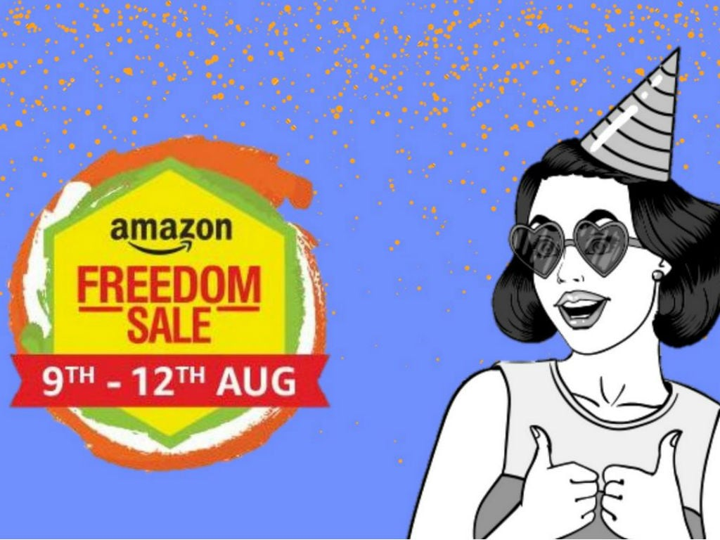 Amazon Freedom Sale starts at midnight with up to 40 percent off on smartphones