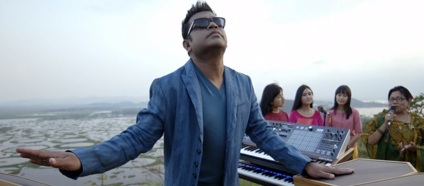 A still from Harmony with AR Rahman