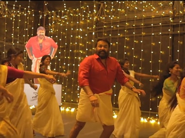 Jimikki Kammal, viral Malayalam song from Mohanlal's Velipadinte Pusthakam, to feature in Kaatrin Mozhi