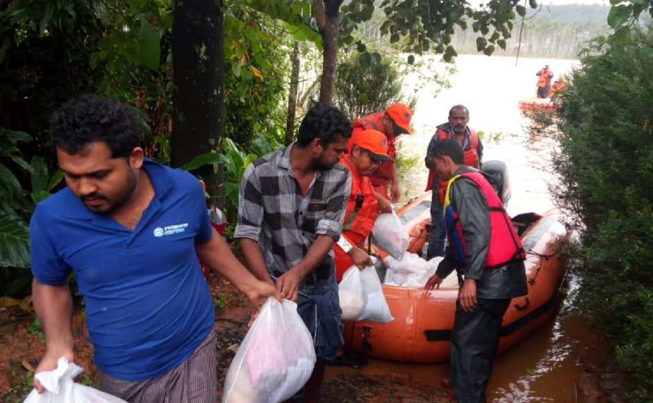 As of Friday, 16 teams of the army, 28 of coast guard, 39 of NDRF and 42 of navy were engaged in rescue operations. Fourteen more NDRF teams will reach Kerala during the day, said Vijayan. Twitter@NDRFHQ