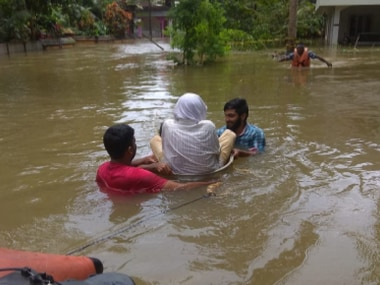 Rescue operations are still underway in Kerala with more than 1 lakh people still stranded across the state.