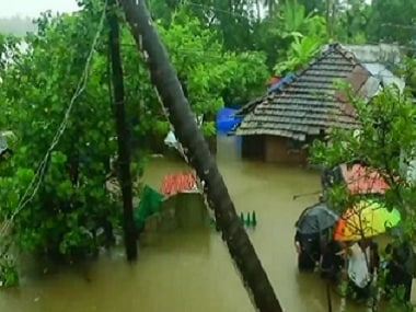 As the flood situation in Kerala is deteriorating day by day, rescue and diving teams went to districts on Wednesday. ANI