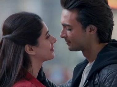 Loveyatri movie review: Aayush Sharma, Warina Hussain are equally bland in Salman Khan's ode to garba