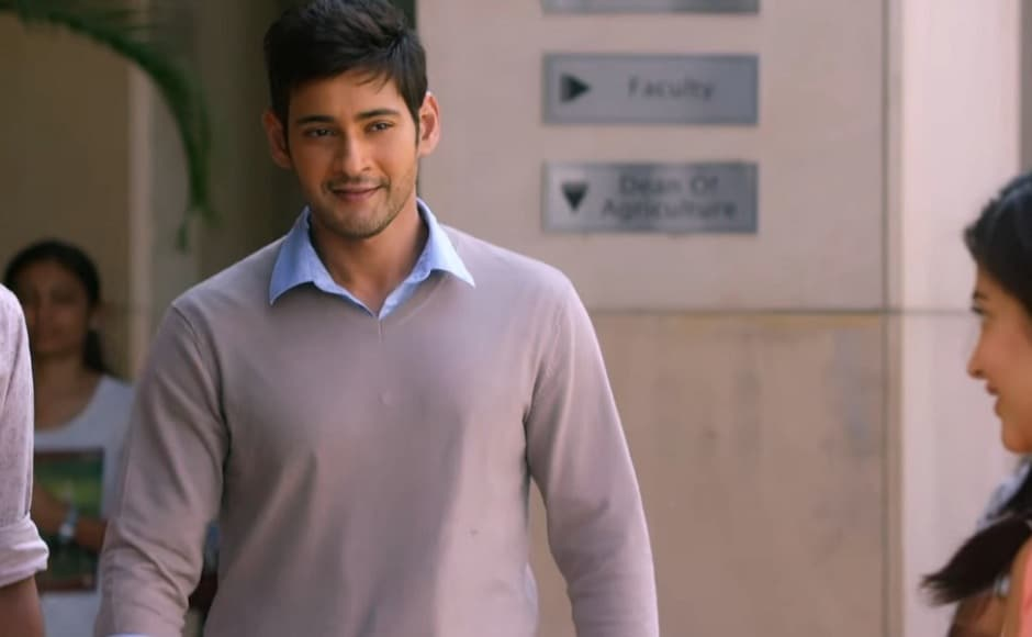In <em>Srimanthudu</em> (2015), Mahesh Babu played a millionaire scion who wants to adopt a village and work towards its development. YouTube