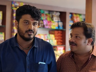 Oru Pazhaya Bomb Kadha movie review: The casting of Bibin George is a milestone for Indian cinema, but oh what a stale film!