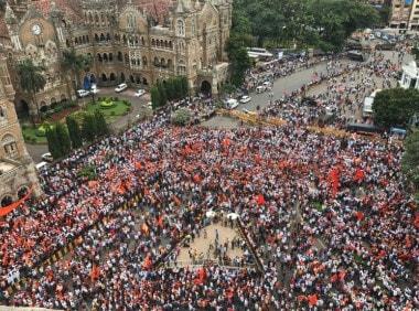 Maratha Kranti Morcha protests updates: Protesters block Pune-Solapur highway, demand reservation in govt jobs