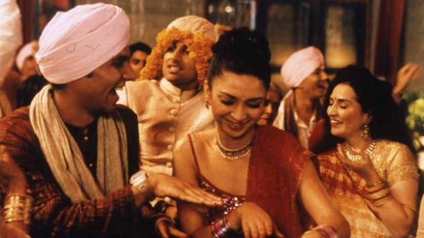 A still from Monsoon Wedding. Facebook