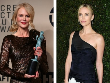 Nicole Kidman, Charlize Theron to play Fox News hosts Gretchen Carlson, Megyn Kelly in Roger Ailes film