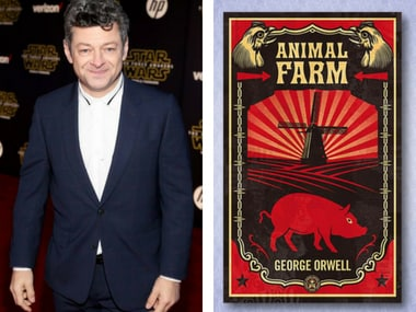 Netflix acquires rights for George Orwell's Animal Farm, adaptation to be directed by Andy Serkis