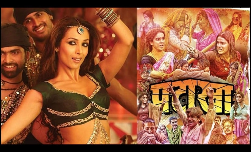 Malaika Arora will feature in Vishal Bhardwaj's Pataakha. Twitter @MovieTalkies