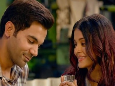 Rajkummar Rao on working with Aishwarya Rai Bachchan in Fanney Khan: She gave me space to perform