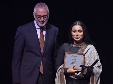 IFFM 2018 winners list: Sanju wins Best Film award; Rani Mukerji, Manoj Bajpayee named Best Actors