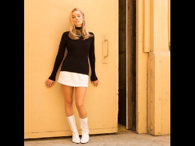 Margot Robbie releases first look as Sharon Tate in Quentin Tarantino's Once Upon A Time in Hollywood