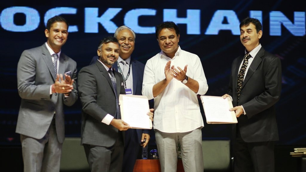 IBC 2018: The promise for creating a thriving Blockchain ecosystem in India