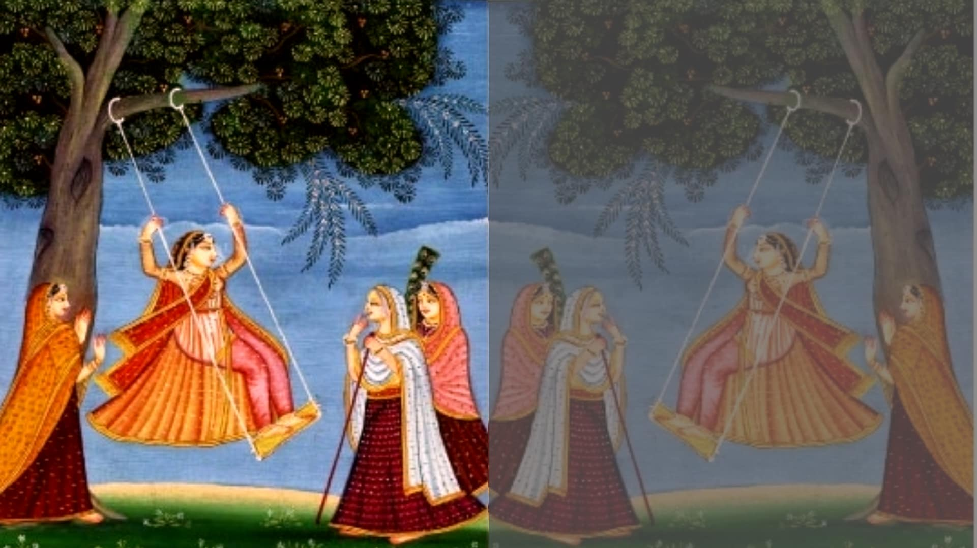 Monsoon Music: In Punjab, singing songs of Sawan