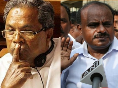 HD Kumaraswamy, Siddaramaiah meet amid reports of rocky Congress-JD(S) coalition in Karnataka; leaders to discuss cabinet expansion