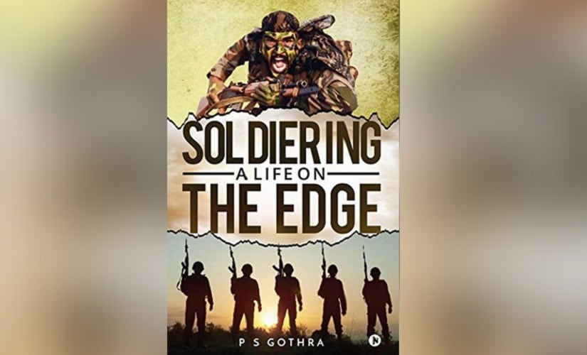 Cover of Soldiering: