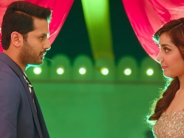 Srinivasa Kalyanam trailer: Nithiin, Rashi Khanna's film brings the big fat South Indian wedding to screen