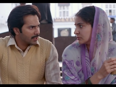 Sui Dhaaga trailer: Anushka Sharma, Varun Dhawan play an endearing couple in this story of self-sufficiency