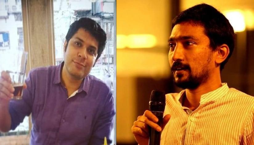 Sumit Roy and Hussain Haidry. Twitter