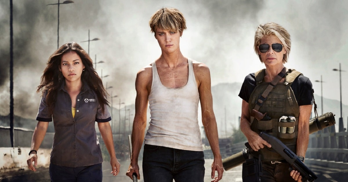 Terminator: James Cameron-produced Judgment Day sequel titled Dark Fate; film to release on 1 November