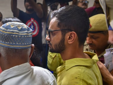 Attack on Umar Khalid: Delhi Police detain two; accused claim they are cow vigilantes who planned to disrupt event