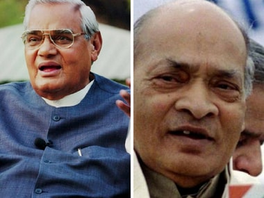 File images of former prime ministers Atal Bihari Vajpayee and PV Narasimha Rao. PTI/Reuters