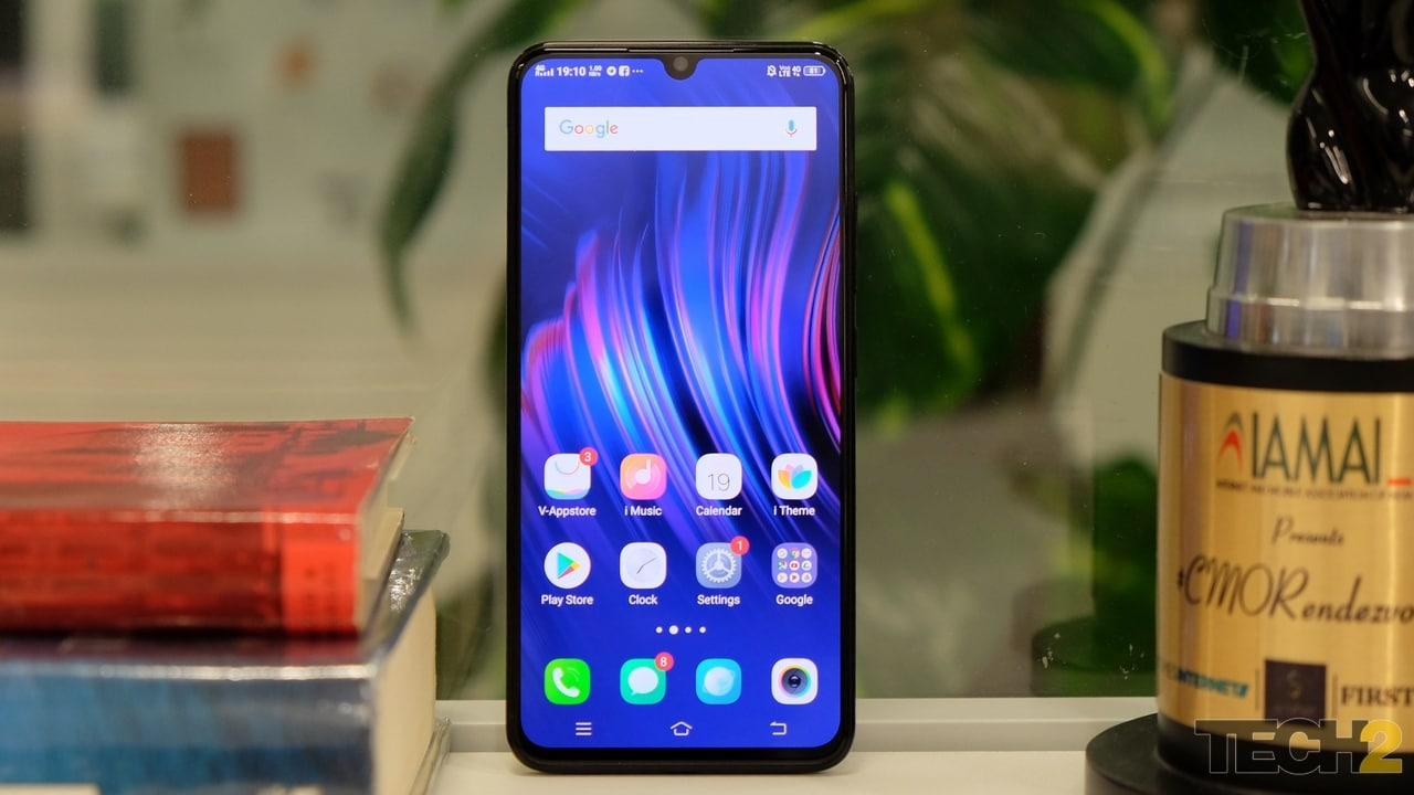 Vivo V11 Pro Review: Great bezel-less design marred by poor UI, average camera