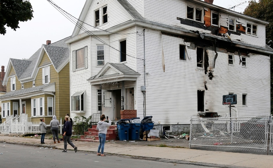 The rapid-fire series of gas explosions that one official described as
