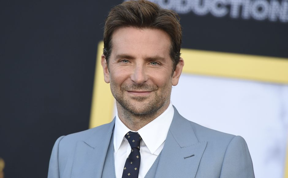 Bradley Cooper arrives at the Los Angeles premiere of A Star Is Born on Monday at the Shrine Auditorium. Photo by Jordan Strauss/Invision/AP
