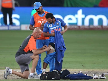 Asia Cup 2018: Kedar Jadhav experiences hamstring problem again, says it could be grade one or two tear