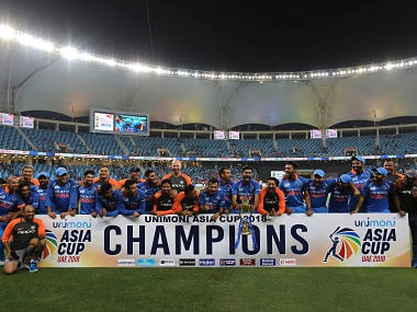 Asia Cup 2018: India's title triumph proves they are continent's best hope to lift World Cup 2019, says Wasim Akram