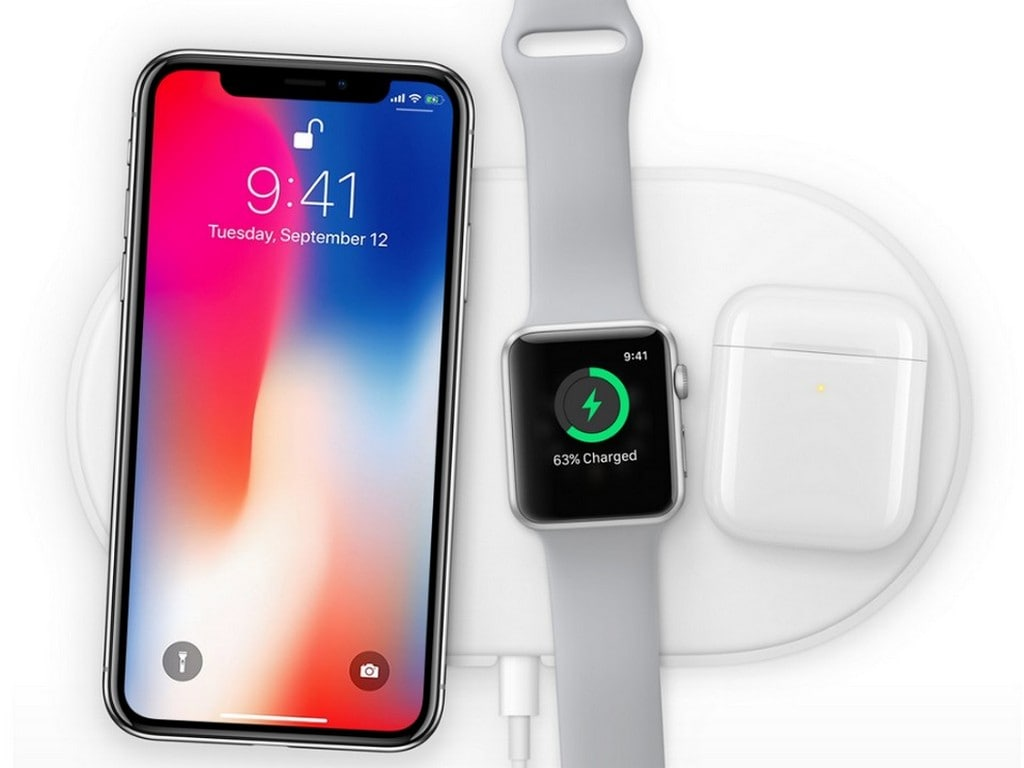 Apples partners get approvals to begin producing AirPower charging mat: Report