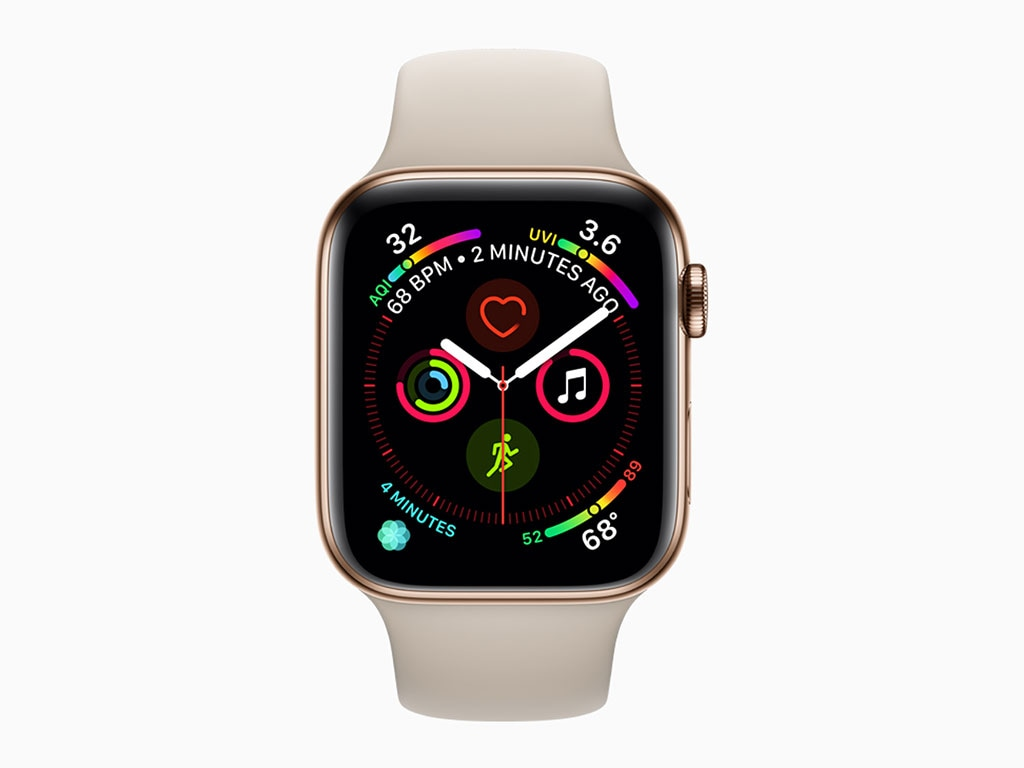 Apple Watch Series 4 with ECG sensor, larger display to go on sale from 9 onwards