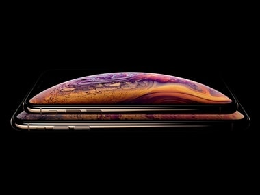 Apple iPhone XS.