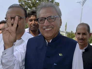 Pakistan National Day: President Arif Alvi says effort for peace with India should not be misconstrued as weakness