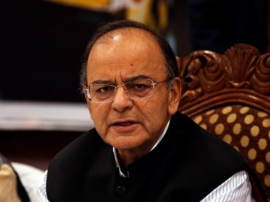 File image of Union finance minister Arun Jaitley. Reuters