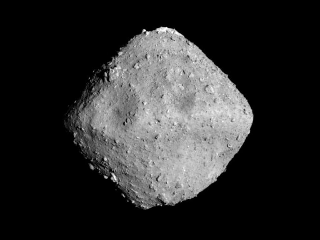 JAXAs pile of rubble asteroid target may hold clues to source of Earths water