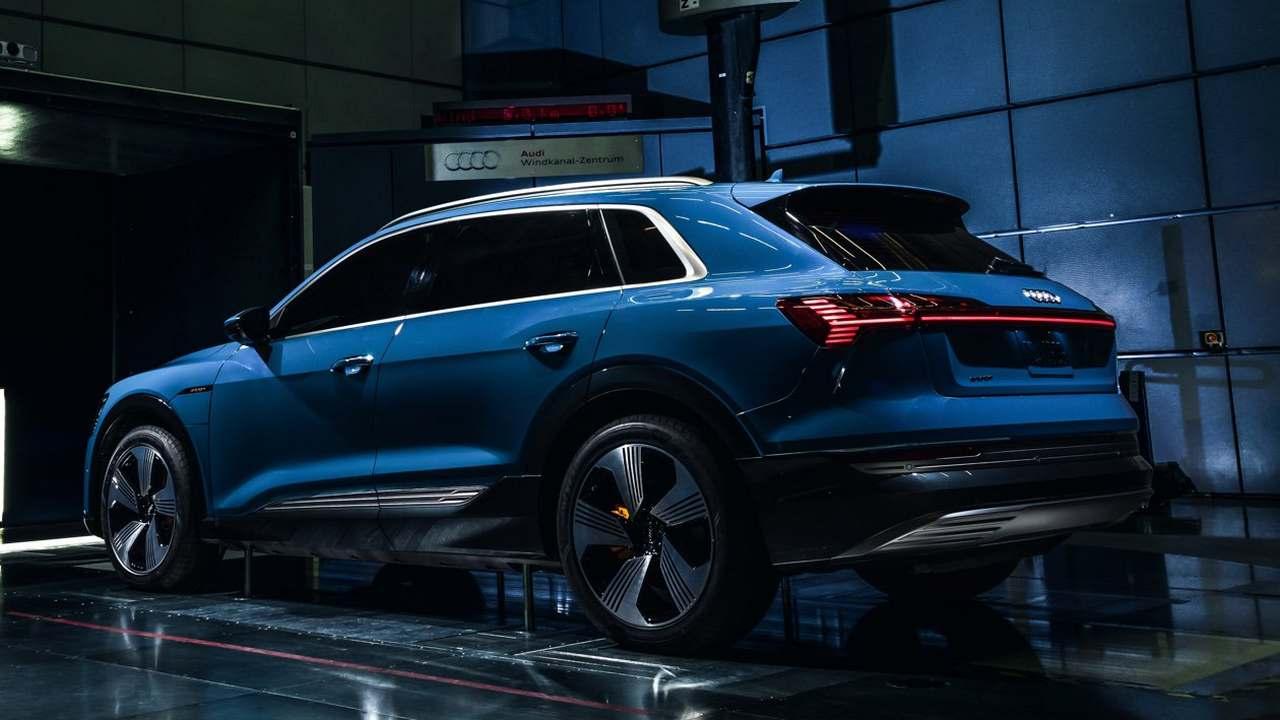 Audi e-tron. Image: Audi