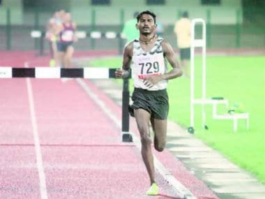 Avinash Sable eclipsed Gopal Saini's 37-year-old 3,000 steeplechase at Open Nationals. AFI
