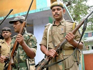 File image of Bihar police. Reuters
