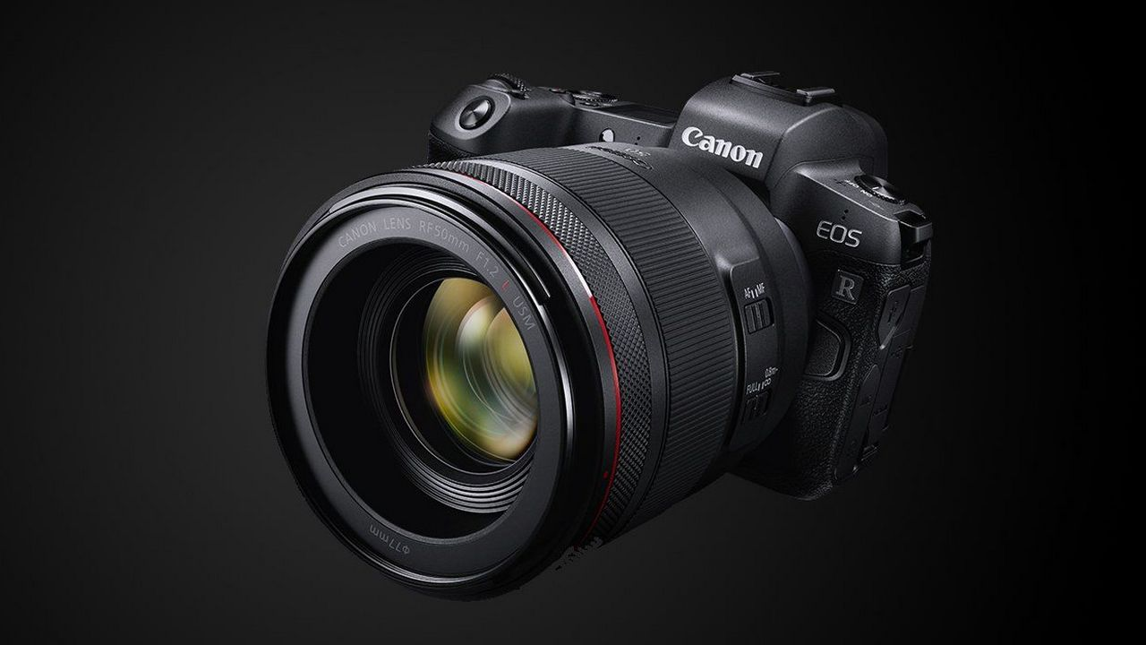 Canon EOS R. Image: Canon Website
