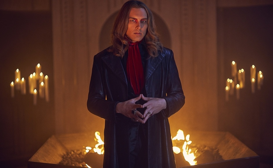 Cody Fern as Michael Langdon. Image from Twitter