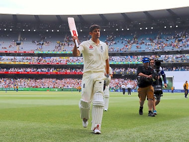 Alastair Cook ends his career as England's most successful Test batsman. Reuters
