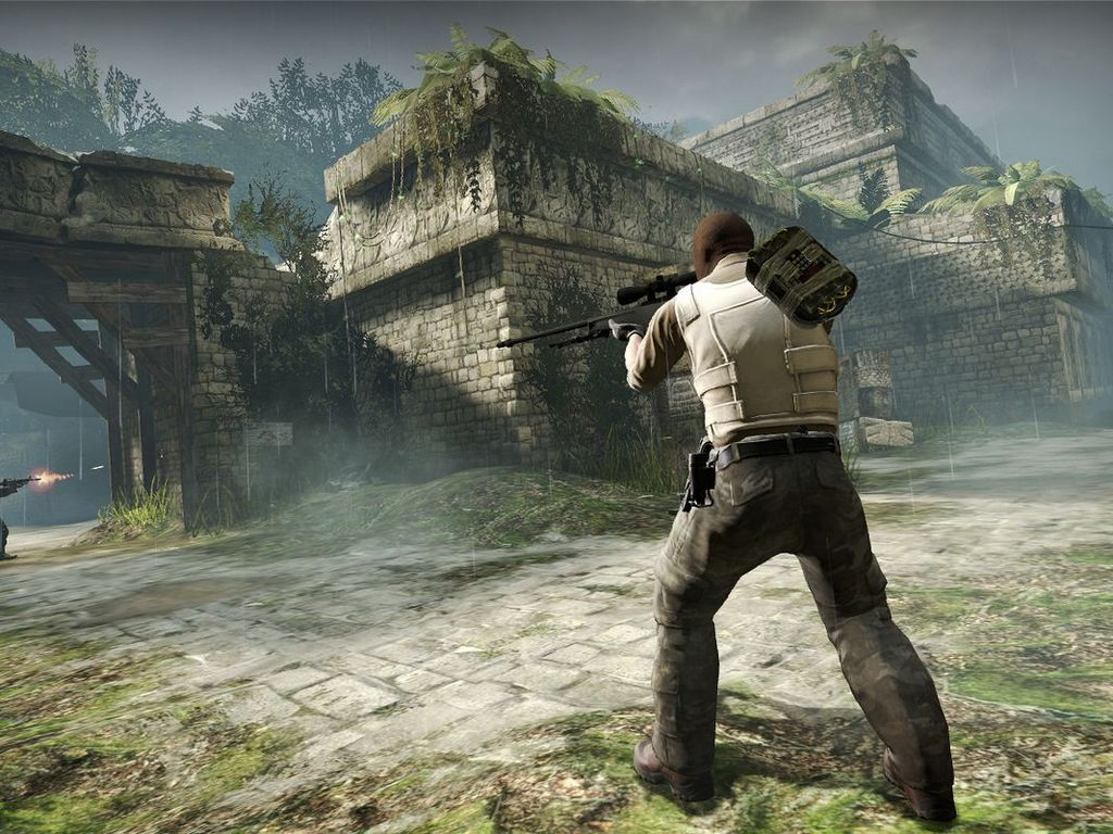 Valve just announced a free edition of Counter-Strike: Global Offensive on Steam