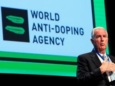 File image of World Anti-Doping Agency president Craig Reedie. Reuters