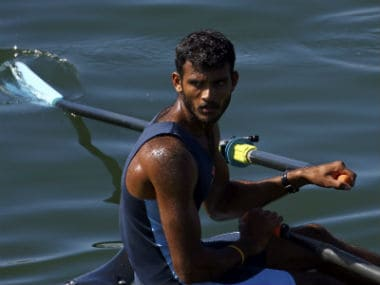 Indian ace rower Dattu Baban Bhokanal says high fever cost him gold medal in single sculls event at Asian Games
