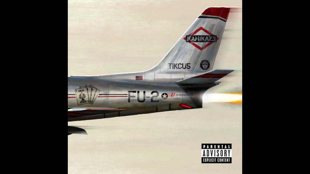 Eminem Kamikaze Lyrics