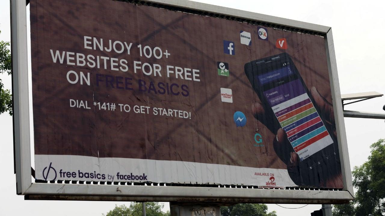 Facebook's Free Basics program. Reuters.